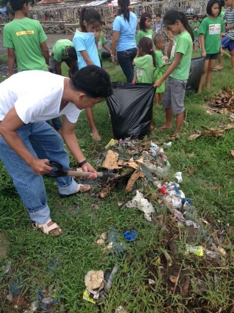 coastal clean up 1