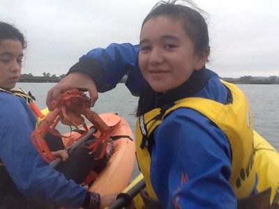 Danette & crab